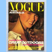 Vogue Magazine - 1980 - July